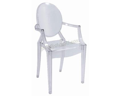 Merveilleux PC Transparent Chair Mould 015
