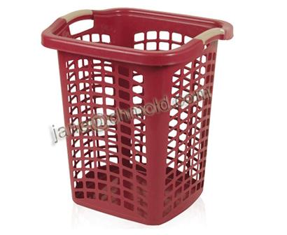 Plastic Laundry Basket Mould 172